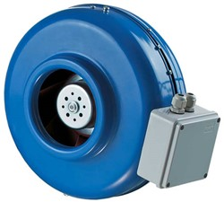 Buisventilator energiezuinig 650 m3/h diameter 160mm - VKM160EC