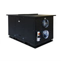 Luchtbehandelingskast CLIMA 3000 ECO PLUS ( incl. Regin controller met display) 3000 m3/h-1