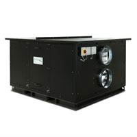 Luchtbehandelingskast CLIMA 4000 ECO PLUS (incl. Regin controller met display) 4000 m3/h-1