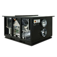 Luchtbehandelingskast CLIMA 4000 ECO PLUS (incl. Regin controller met display) 4000 m3/h-2