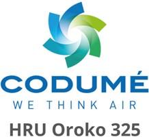 Codumé HRU OROKO 325 WTW filters