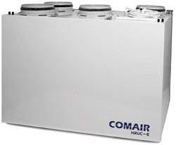 Comair WTW-unit 380m3/h-150Pa