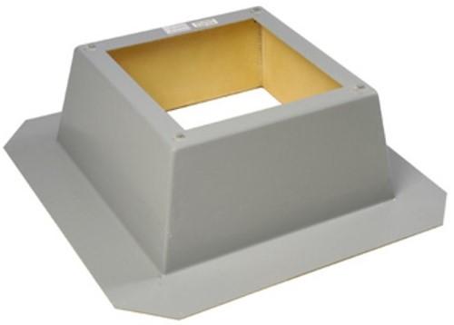 Dakopstand DOS 450 geisoleerd - Zehnder