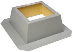 Dakopstand DOS 535 geisoleerd - Zehnder