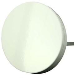 Ventilatie toevoerventiel design wit