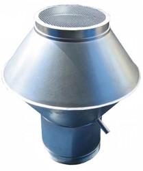 Deflectorkap Ø 500 mm (dikte: 0,9 mm)