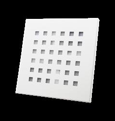 Ventilatie toevoerventiel design