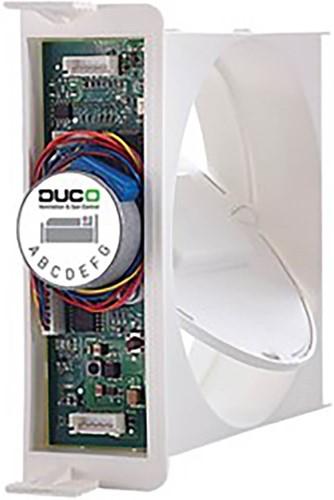 Duco CO2 regelklep 75m3/h - geschikt voor keuken en woonkamer