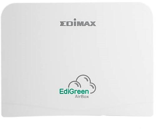 EdiGreen outdoor fijnstof- en luchtkwaliteitsmeter - PM 2.5, TEMP, RH