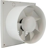Badkamer Ventilator Diameter 100 Mm Wit Trekkoord En Stekker Ee100wp Bij Ventilatieland Nl
