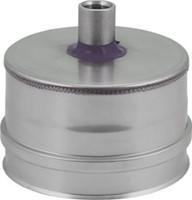 EW diameter  180 mm condensdop I316L (D0,5)