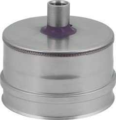 EW diameter  280 mm condensdop I316L (D0,5)