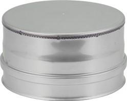 EW Ø 100 mm deksel I316L (D0,5)