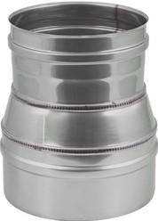 EW Ø 180 mm verloop conisch I316L (D0,5)