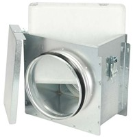 Filterbox Ø200mm inclusief filtercasette - FD200-1