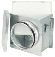 Filterbox Ø315mm inclusief filtercasette - FD315-1