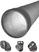Thermoduct geïsoleerde spirobuis en hulpstukken