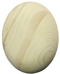 Houten ventilatie ventielen rond Ø160mm (KD160)