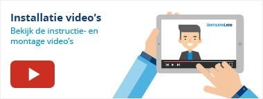 Bekijk de installatie video's van Ventilatieland