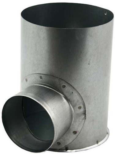 instortpot diameter 150mm H=80mm enkel