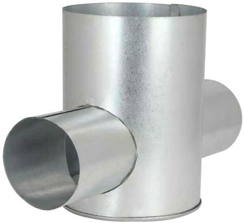 instortpot diameter 125mm H=80mm dubbel