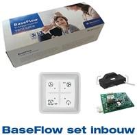 Itho BaseFlow set inbouw incl. RFT zender met afwezigheidsstand-1