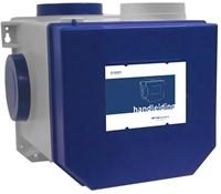 Itho alles-in-een pakket euro stekker - Itho cve SE 325m3/h + rft bediening + 4 ventielen-2