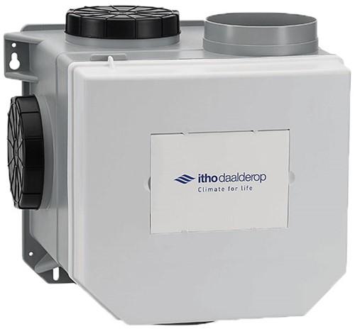 Itho Daalderop CVE-S S CO2 Optima Inside HP 415m3/h + ingebouwde RV vochtsensor en CO2 sensor - perilex stekker