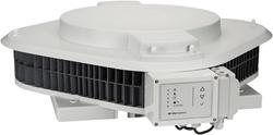 Itho Daalderop dakventilator CAS 3.2 - tijd en onderdruksturing / 400V - 3570m³/h