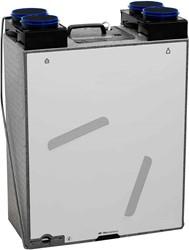 Itho WTW unit HRU Eco Fan 150 P + ingebouwde RFT 150m3/h - perilex