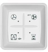 Itho draadloze zender RFT Wit voor baseflow, demandflow en qualityflow-1