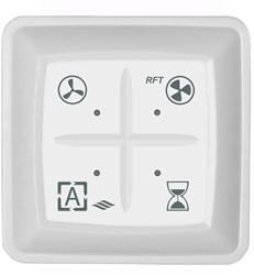 Itho draadloze zender RFT Wit voor baseflow, demandflow en qualityflow