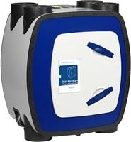 Itho WTW unit HRU Eco Fan Bal RFT Hoogbouw 325m3/h - euro stekker-1