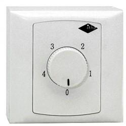 Itho Plafondventilator schakelaar 5 standen wit - PVD-S1