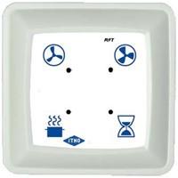 Draadloze zender RFT creme / wit voor Demandflow ITHO-1