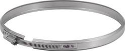 Klemband diameter  100 mm I304L (D0,6)