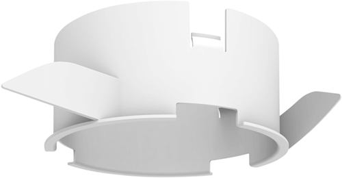 Montagebus voor Vent-Axia UniflexPlus RV ventiel (RVK kraag)