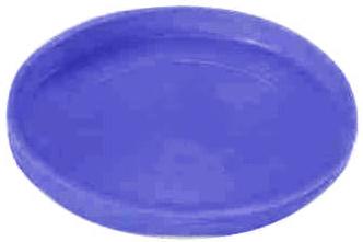 Kunststof deksel  diameter 100mm (10061102)