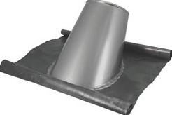 Loodslab Ø 600 mm INOX