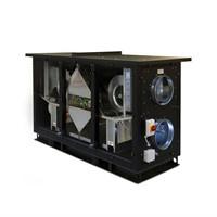 Luchtbehandelingskast CLIMA 2000 ECO PLUS ( incl. Regin controller met display) 2000 m3/h-2
