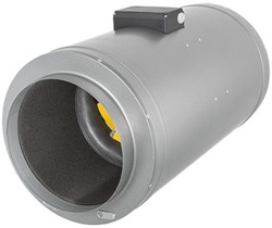 Ruck geïsoleerde buisventilator Etamaster 560m³/h - diameter 150 mm - EMIX 150L E2M 11