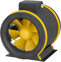 Ruck buisventilator Etamaster M 2170m³/h diameter 280 mm - EM 280 E2M 01