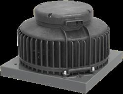 Ruck dakventilator kunststof 300m³/h - DHA 190 E4 01