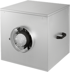 Ruck boxventilator Etaline 4830m³/h diameter  355 mm - ELQ 355 E2 01