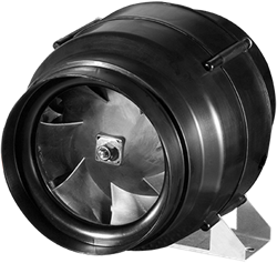 Ruck buisventilator Etaline E met voltage regeling 800m³/h diameter 160 mm - EL 160L E2 01