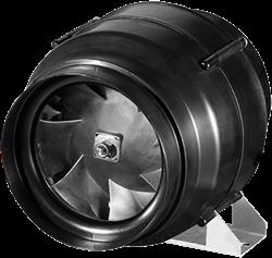 Ruck buisventilator Etaline E met voltage regeling 880m³/h diameter 200 mm - EL 200L E2 01