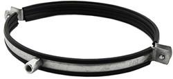 Metalen beugel Ø 160mm met rubber - SBOU160