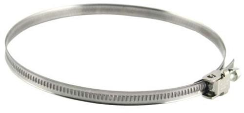 Metalen slangenklem Ø 60mm - 270mm