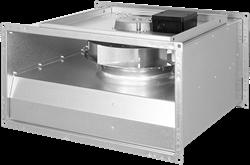 Ruck ongeïsoleerde kanaalventilator KVR met EC motor 1010m³/h  400x200 - KVR 4020 EC 30