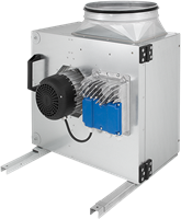 Ruck boxventilator MPS met EC motor 4885m³/h diameter 354 mm - MPS 315 EC 21